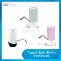 Rechargeable Pompa Galon Elektrik USB Mini - Water Pump Portable