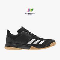 Adidas Badminton LIGRA 6 Shoes - Black/White