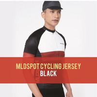 MLDSPOT Cycling Jersey (Black)