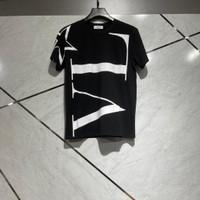 Kaos Valentinoo big font vltn black