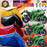 cover sarung body motor ninja gsx cbr klx vixion megapro byson crf