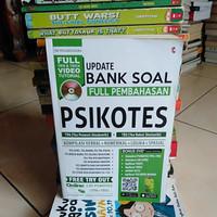 ORI UPDATE BANK SOAL FULL PEMBAHASAN PSIKOTES TPA TBS BONUS CD
