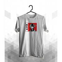 Faremost - Kaos Distro Pria/T-shirt Disto /Premium/Anime Kogure-C012