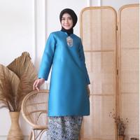 Melayu Wanita Modern Kurung saja Iriana Malaysia Atasan Baju