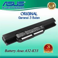 Baterai Batre Original Laptop Asus A43 A43S A43SA A43SD A43SJ A43SM