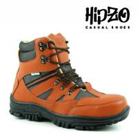 Sepatu Hipzo Pria Hingking Sepatu Original Safety Sepatu Kerja Boots