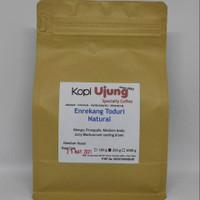 Kopi Ujung Ar. Enrekang Toduri Natural 250 Gram
