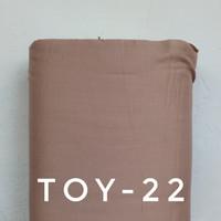 Kain Katun Toyobo Fodu 0.5 Meter - Kain Bahan Meteran Cotton