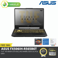 ASUS TUFF FX506IH-R565B6T-15.6 , R5-4600H/GTX1650_V4G/8G/512G PCIe/Gr