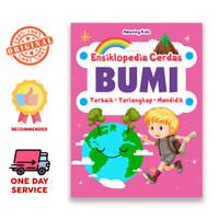 buku anak : ENSIKLOPEDIA CERDAS BUMI - buku pengetahuan