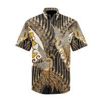 Kain Batik Berbahan Katun Primiss Motif Burung ORA-J339