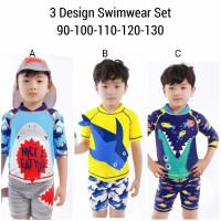 Baju renang anak Laki laki, baju renang import bayi, swimwear kids