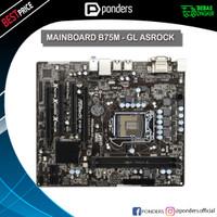 Mainboard Asrock B75 LGA 1155 Ivy - DDR3