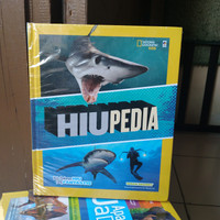 BUKU NATIONAL GEOGRAPHIC KIDS HIUPEDIA