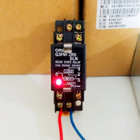 SSR SOLID STATE RELAY OMRON G3FM-2RS 24V