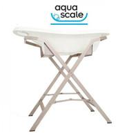 Aqua Scale Bath Stand / Kaki Bak Mandi Bayi (Gosend / Grab Only)