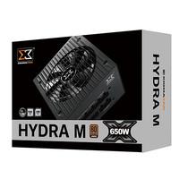 XIGMATEK 650watt HYDRA M 80Plus Bronz ATX PSU - Full Modular