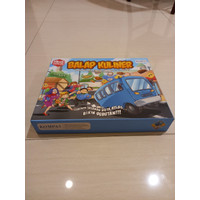 Balap Kuliner Board Game preloved murah promo