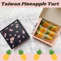 Taiwan Pinneapple Tart / Kue Nastar / Nastar Taiwan (9pc)