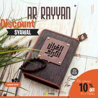Al Quran Terjemahan Ar Rayyan Eksklusi Madina Quran Dengan Cover Keren