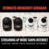 Teknobi YI IP Camera Auto Tracking CCTV Wireless Wifi Intelligent PTZ