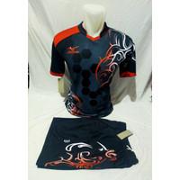 Stelan olaharaga pria/wanita baju badminton baju stelan lining terbaru