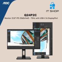 AOC Monitor Q24P2C