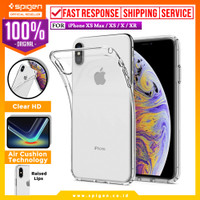 iPhone XS Max / XS / X / XR Case Spigen Clear Softcase Liquid Crystal