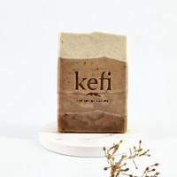 Best Day Ever / Natural Soap Bar (Caramel Coffee Scrub)