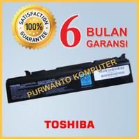 Original Baterai Batre Laptop TOSHIBA A50 A55 U200 U205 S300 S300M