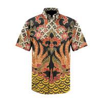 Kain Batik Berbahan Katun Primiss Motif Burung Perada ORA-J341