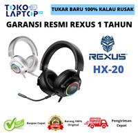 Rexus HX20 Thundervox Stream Headset 7.1 Surround - Putih