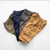 Celana Pendek Cowok Laki laki Anak Noemi Cargo 101214 untuk 5-8thn
