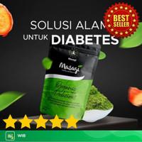 Masagi 215gr 215 gr gram Obat Herbal Diabetes Melitus Basah Kering