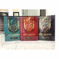 Al Quran Ash Shahib A4 HC - Hilal Media