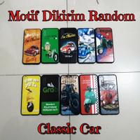 Case Gambar Klassic Car Redmi 4X