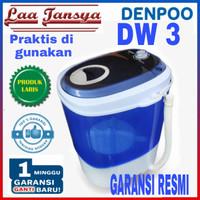 Mesin cuci mini / Portable Denpoo DW 3 ( 3kg )