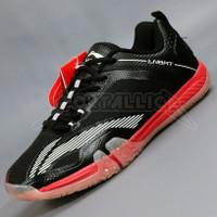 Sepatu Badminton Li-Ning / LiNing AYT092 Saga Lite 3 Black Red