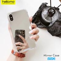 Anti Crack Casing HP Mirror Kaca Vivo / Anticrack Case Cermin Vivo - S1
