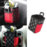 Car Outlet Pocket , Organizer Car Bag Holder