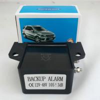 Back up alarm backup alarm klakson mundur