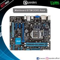 Mainboard B75 Asus LGA 1155 Ivy - DDR3