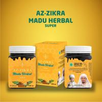 Madu Azzikra Az-Zikra Hutan Super Herbal Berkhasiat Tinggi 500gr Ori