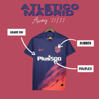 Jersey Atletico Madrid Away 21/22