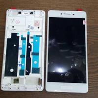 LCD TOUCHSCREEN+FRAME OPPO R7S