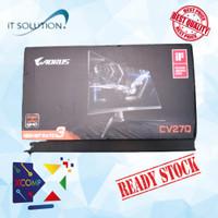 Monitor LED Gigabyte AORUS CV27Q Gaming Curve 2560x1440 QHD NEGO