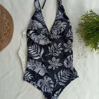 monokini baju renang bikini pantai diving swimwear wanita