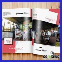 Paket Cetak Buku Tahunan Sekolah di SBK Store