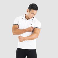 Ace Polo Shirt V.2 - White