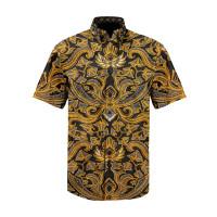 Kain Batik Berbahan Katun Primiss Motif Pisang Bali ORA-J345
